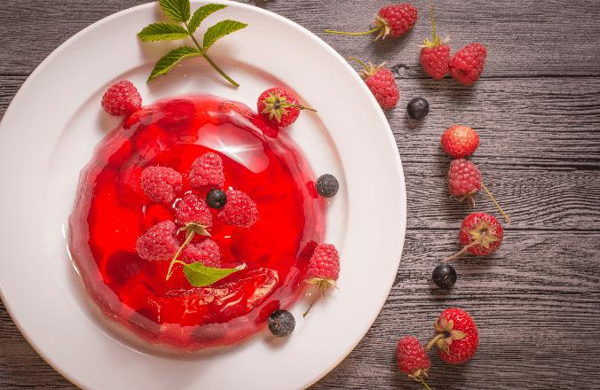 Jelly strawbery